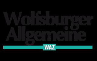 Wolfsburger Allgemeine Logo